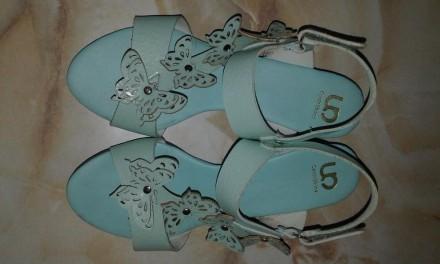Босоножки для девочки. Запорожье. фото 1