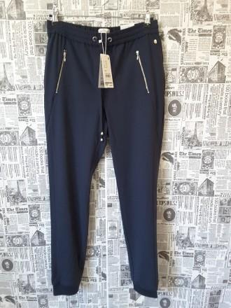 Эпатажные брюки s.oliver , uk 12 /32,наш 46-48. Полтава. фото 1