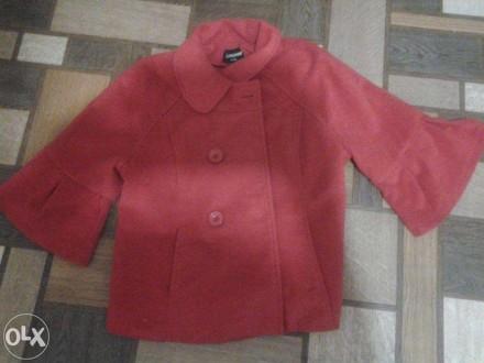Куртка - пальто. Николаев. фото 1