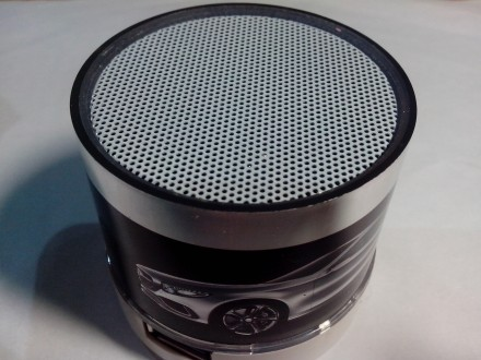 Bluetooth колонка/FM/micro SD/светомузыка. Купянск. фото 1