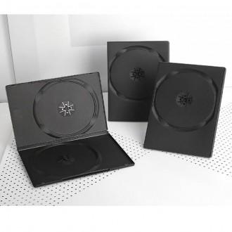 Разнообразные коробочки для дисков, хороший ассортимент. CD-Box Slim Clear 5.2 . Киев, Киевская область. фото 3