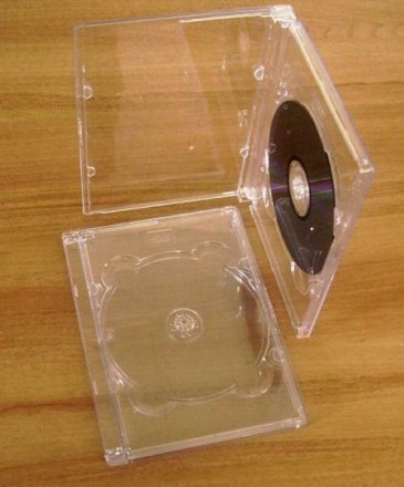 CD, DVD, VCD, Blu-Ray box коробки для дисков оптом. Киев. фото 1