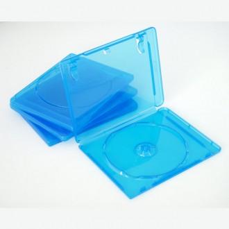 Разнообразные коробочки для дисков, хороший ассортимент. CD-Box Slim Clear 5.2 . Киев, Киевская область. фото 5