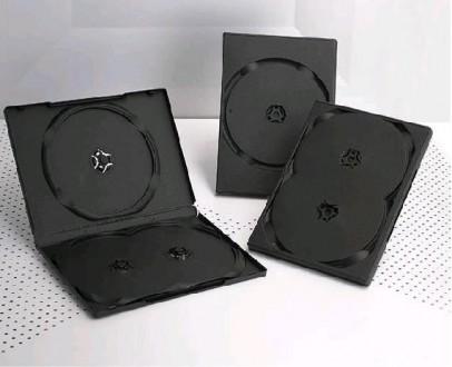 Разнообразные коробочки для дисков, хороший ассортимент. CD-Box Slim Clear 5.2 . Киев, Киевская область. фото 4