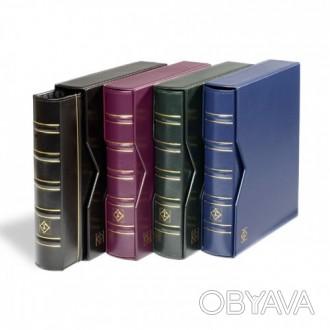 Альбом для монет, банкнот, марок, календариков Optima Classic