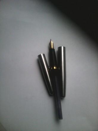 ручка паркер в жилезном корпусе. Харьков. фото 1