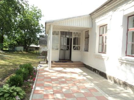 продажа дома с приватизированным участком. Богуслав. фото 1