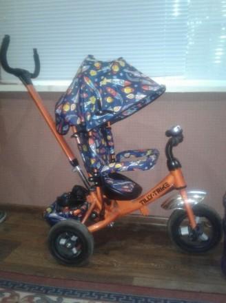 Продам детский трехколесный велосипед. Мариуполь. фото 1