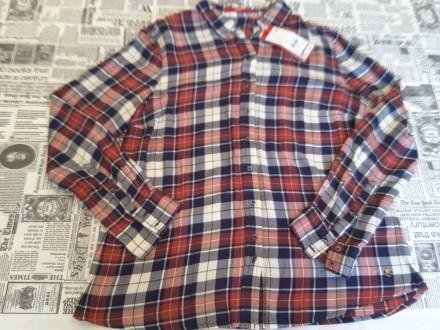 Клетчатая рубашка — это всегда просто и универсально. Как и многие другие элемен. Пирятин, Полтавская область. фото 6