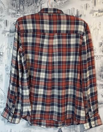 Клетчатая рубашка — это всегда просто и универсально. Как и многие другие элемен. Пирятин, Полтавская область. фото 3
