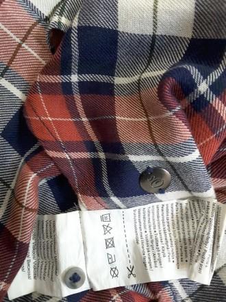 Клетчатая рубашка — это всегда просто и универсально. Как и многие другие элемен. Пирятин, Полтавская область. фото 4