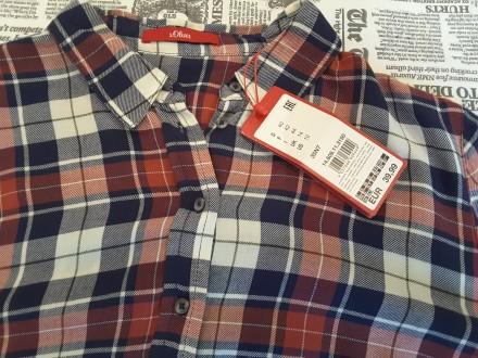 Клетчатая рубашка — это всегда просто и универсально. Как и многие другие элемен. Пирятин, Полтавская область. фото 7