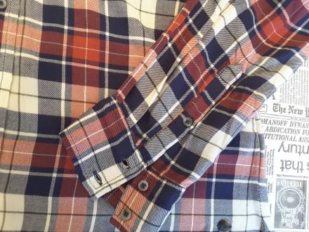 Клетчатая рубашка — это всегда просто и универсально. Как и многие другие элемен. Пирятин, Полтавская область. фото 8