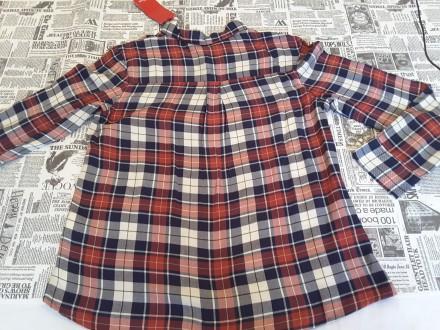 Клетчатая рубашка — это всегда просто и универсально. Как и многие другие элемен. Пирятин, Полтавская область. фото 9