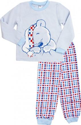 Пижама для мальчиков р.98,104,110,116. Кривой Рог. фото 1