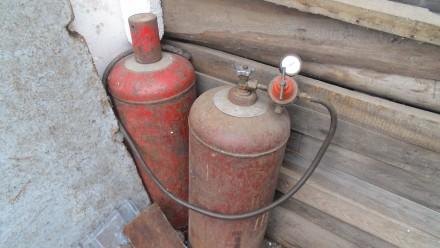 Продам газовый баллон.. Чернигов. фото 1