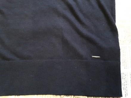 Чудесный джемпер тёмно - синего цвета от немецкого бренда S.Oliver покоряет с пе. Пирятин, Полтавская область. фото 9