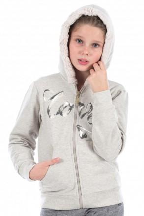 толстовка,куртка ветровка, кофта Wojcik Польша 104-110р,на 4-5 лет,новая. Киев. фото 1
