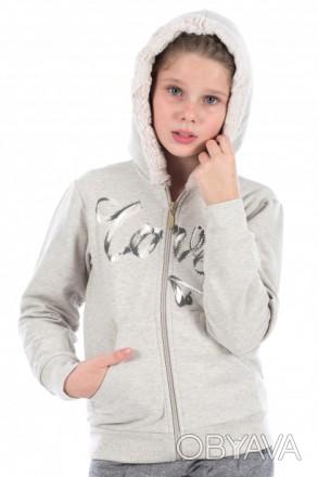 толстовка,куртка ветровка, кофта Wojcik Польша 104-110р,на 4-5 лет,новая