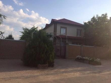 Продам благоустроенный 2-х этажный дом. Мелитополь. фото 1