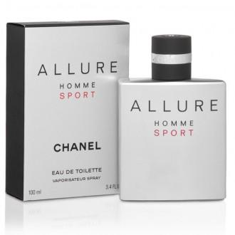 Chanel Allure Homme Sport туалетная вода 100 ml. (Шанель Аллюр Хом Спорт). Киев. фото 1