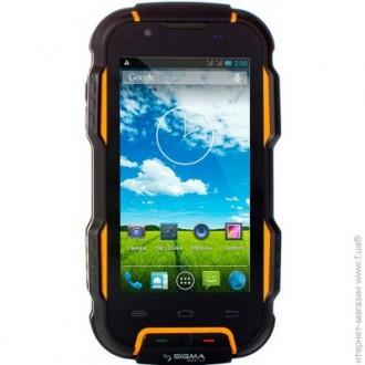 Мобильный телефон SIGMA PQ23. Овруч. фото 1