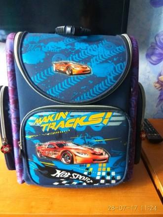 школьный рюкзак. Черкассы. фото 1