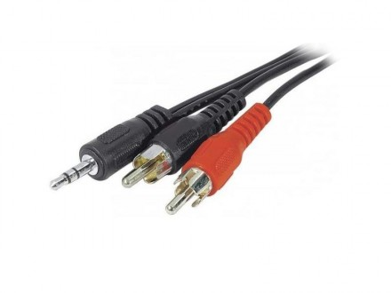 Мультимедийный аудио кабель для Apple iPod. Ирпень. фото 1