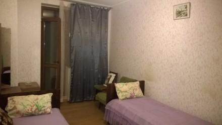 сдам отдельные комнаты в большой квартире в новом престижном доме с охраной и па. Одесса, Одесская область. фото 9