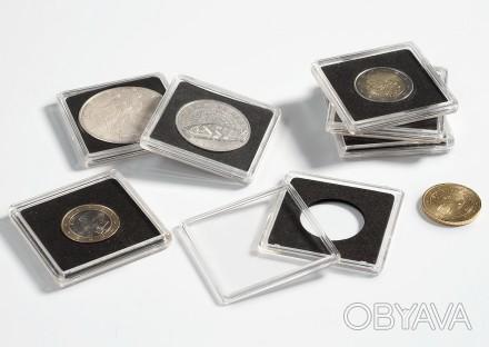 Капсулы для монет Квадрум Qaudrum ОПТ Киев