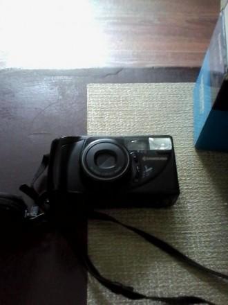 Плёночный фотоаппарат автомат. Samsung AF ZOOM 700. Херсон. фото 1