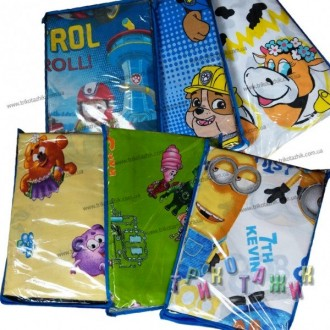 Комплект детского постельного белья - 2 (полуторный). Хмельницкий. фото 1