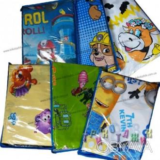 Комплект детского постельного белья - 2 (полуторный). Ткань - бязь. Производите. Хмельницкий, Хмельницкая область. фото 1