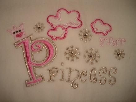 Новогодний наряд для маленькой Принцессы. Херсон. фото 1
