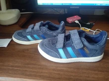 Кроссовки Adidas. Купянск. фото 1