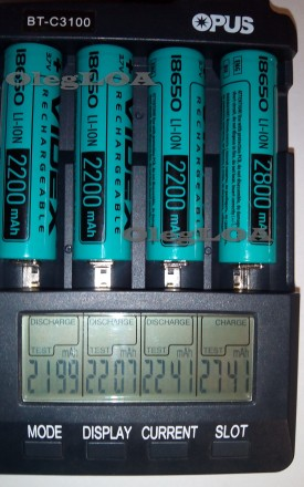 Аккумуляторы новые, и указанная емкость соответствует реальной!!! (см.фото - тес. Чернівці, Чернівецька область. фото 5