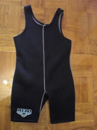 Гидрокостюм-коротыш MERO ( майкой с шортами ) , размер 52-54 ( L-XL). Киев. фото 1