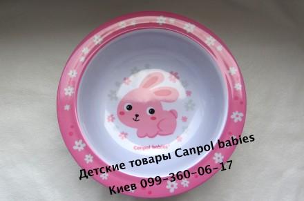 Тарелка на присоске Canpol babies. Киев. фото 1