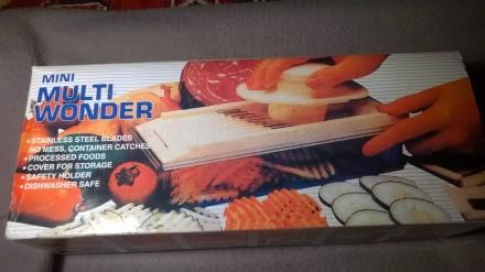 Набір для нарізки овочів mini multi wonder.. Тернополь. фото 1