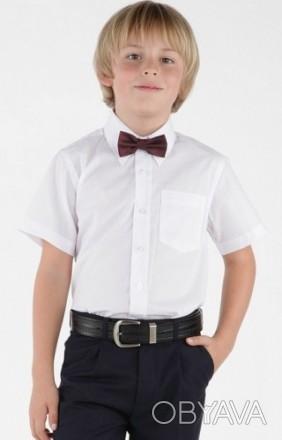 38ce647cac6 ᐈ Школьные котоновые рубашки для мальчиков на р-116-134 ᐈ Одесса ...