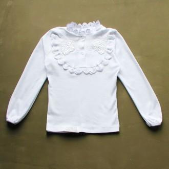 Блуза для девочки 651. Горишные Плавни. фото 1