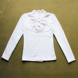 Блуза для девочки 602. Горишные Плавни. фото 1
