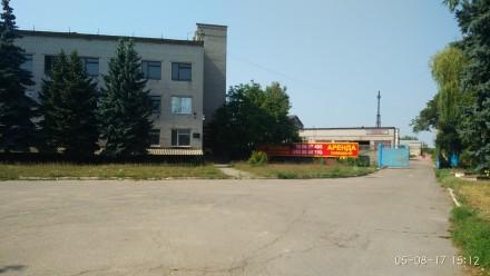 Аренда складских и офисных помещений на молодёжном. Кременчуг. фото 1