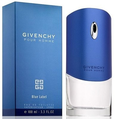 Givenchy Pour Homme Blue Label туалетная вода 100 ml. (Живанши Блю Лейбл). Киев. фото 1