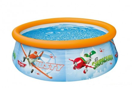 Надувной бассейн басейн Intex 28102. Семейный Easy. Днепр. фото 1