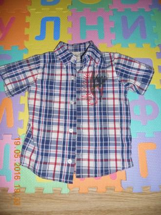 Рубашка для мальчика. Херсон. фото 1