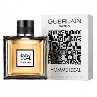 Guerlain L'Homme Ideal туалетная вода 100 ml. (Герлен Л'Хом Идел). Киев. фото 1