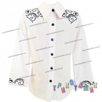 Блуза для девочки м. 27. Хмельницкий. фото 1