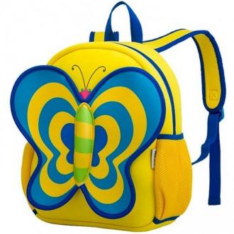 Детский рюкзак Nohoo Бабочка.. Киев. фото 1
