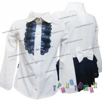 Блуза для девочки м. 15. Хмельницкий. фото 1